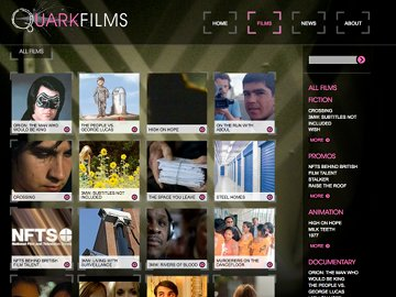 Quark Films – Django film site